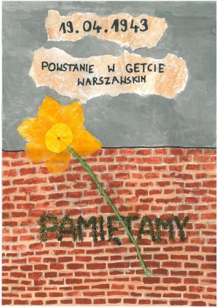 """Oliwia Bonisławska """"Żonkile pamięci"""""""