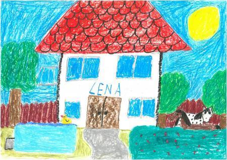 """Lena Urban """"Wymarzony dom"""""""