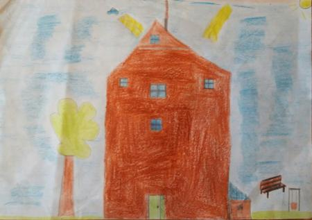 "Wiktor Krupa ""Mój mały domek"""