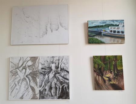 Szkice i obrazy