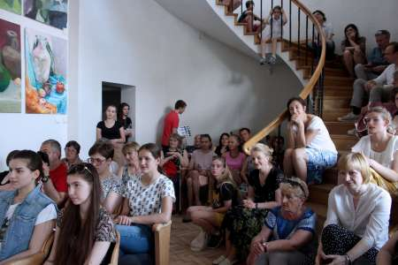 Koncert, czerwiec 2019 - fot. Ewa Sokołowska