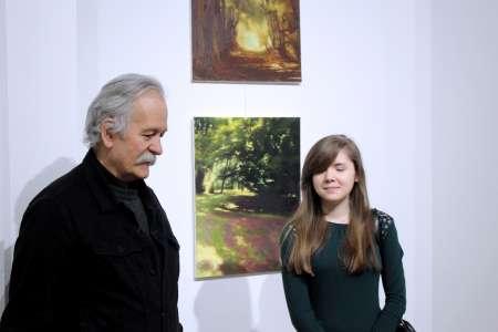 """""""Impresje"""" Daria Kucharczyk , Fot. E. Sokołowska"""