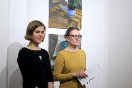 """Martwa natura"" Magda Przanowska, fot. E. Sokołowska"