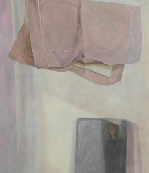 """Malarstwo"" Ewa Przanowska. Plakat: E. Sokołowska"