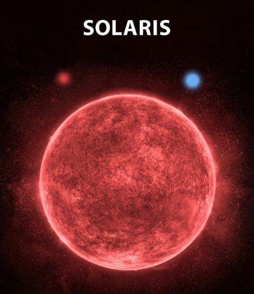 Plakat Solaris