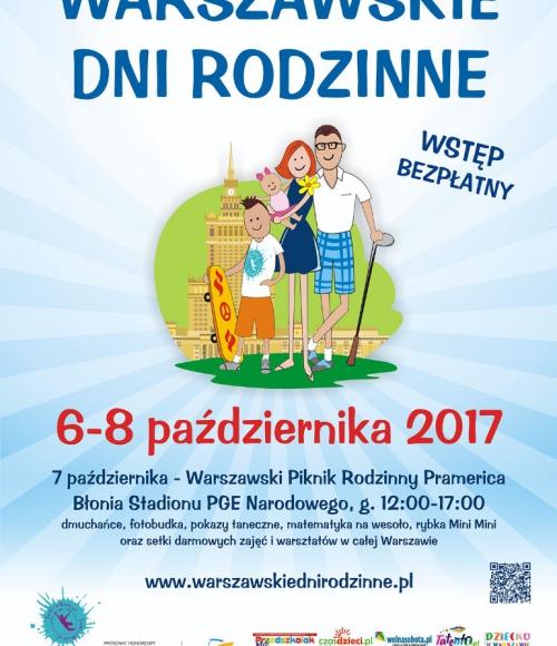 Warszawskie Dni Rodzinne 2017