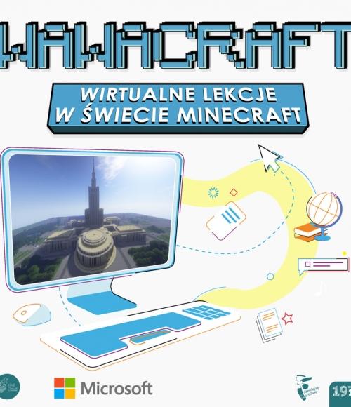 WawaCraft - wirtualne lekcje w świecie Minecraft