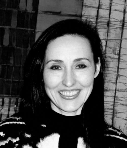 """Na zdjęciu Dorota Wielkosielec-Ciapało - p.o. Dyrektora Państwowego Ogniska Artystycznego """"Nowolipki"""""""