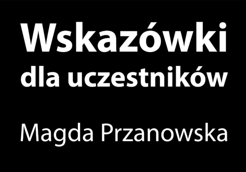 Pracownia Malarstwa i Rysunku Magda Przanowska