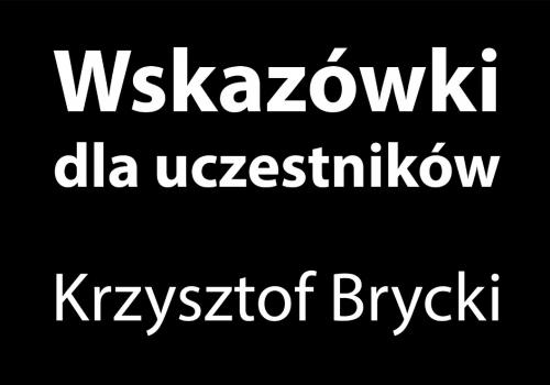 Pracownia Malarstwa i Rysunku Krzysztof Brycki