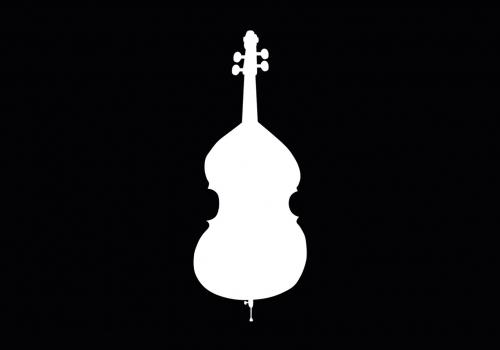 Ikona zajęć z wiolonczeli. Źródło pixabay.